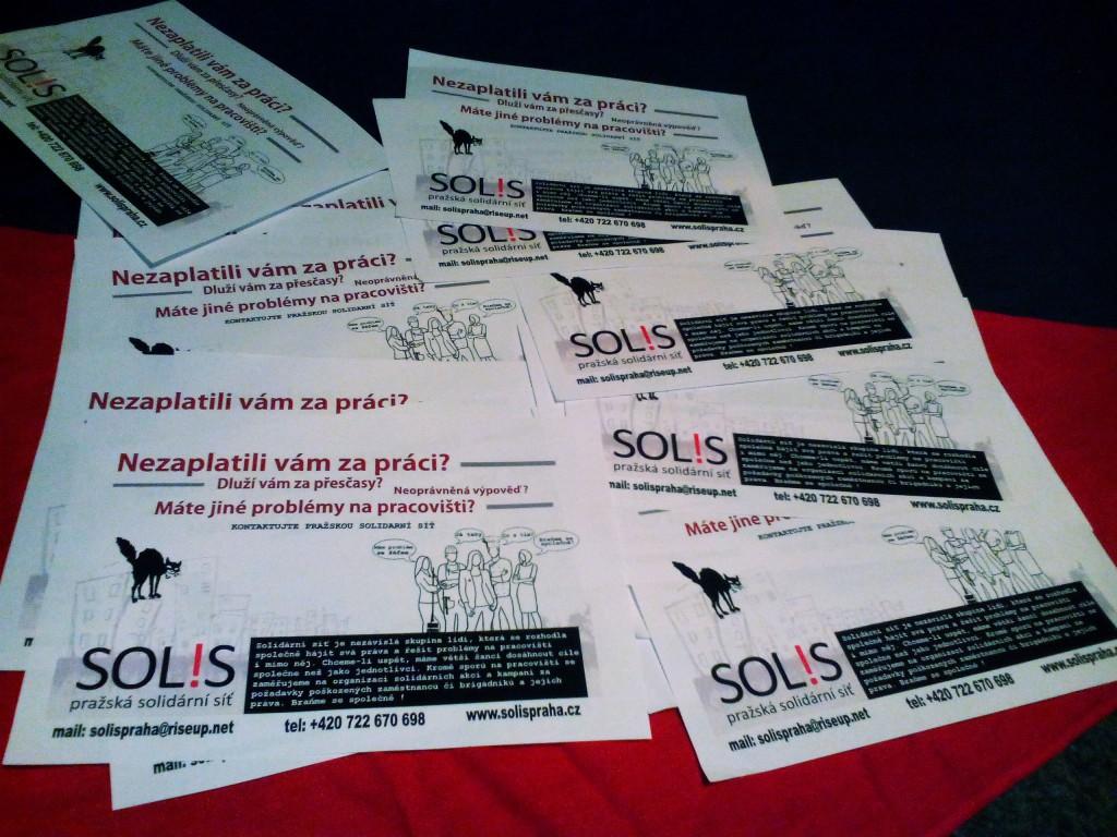 plakaty Solis